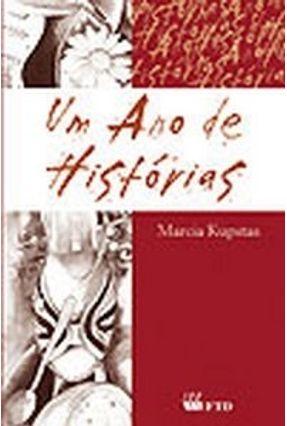 Um Ano de Histórias - Série Espelho - Kupstas,Marcia | Hoshan.org