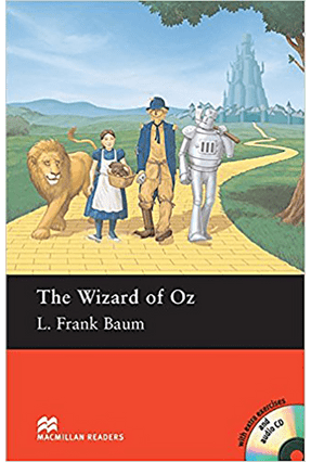 Wizard Of Oz - Audio CD Included - Macmillan Readers - Macmillan Macmillan pdf epub