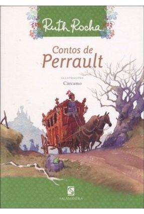 Contos de Perrault - Rocha,Ruth | Hoshan.org