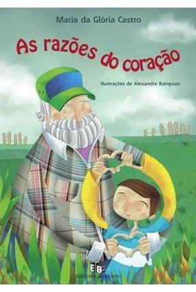 As Razões do Coração - Castro,Maria da Glória Cardia de Castro,Maria da Glória Cardia de pdf epub