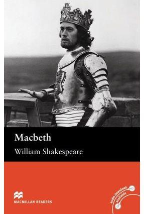 Macbeth - Audio CD Included - Macmillan Readers - Macmillan pdf epub