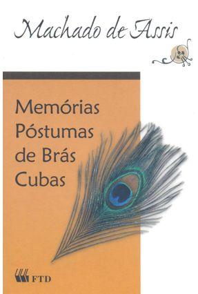 Memórias Póstumas de Brás Cubas - Col. Grandes Leituras
