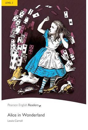 Alice In Wonderland 2 - Plpr 1e - Pack CD MP3 - Carroll,Lewis Carroll,Lewis   Hoshan.org
