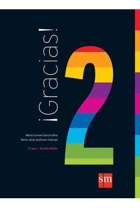Gracias! 2 - Ensino Médio - Maria Carmen García Oliva María Jesús Quiñones Calonge | Tagrny.org
