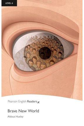 Brave New World - Level 6 - Pack CD MP3 - Penguin Readers - Huxley,Aldous Leonard | Nisrs.org
