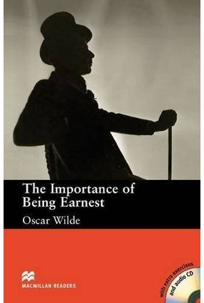 The Importance Of Being Earnest - Audio CD Included - Macmillan Readers - Macmillan   Nisrs.org