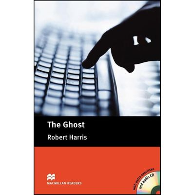 The Ghost - Audio CD Included - Macmillan Readers