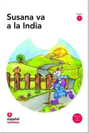Susana Va a La India - Col. Primeros Lectores - Editora Moderna | Tagrny.org