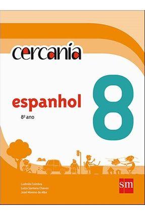 Cercanía - 8º Ano - Ludmila Coimbra Luíza Santana Chaves José Moreno de Alba pdf epub