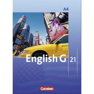 English G 21 - A4 - Schülerbuch