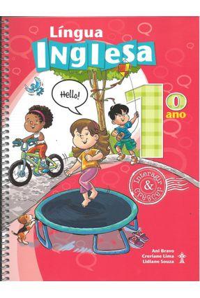 Interagir e Crescer - Língua Inglesa - 1º Ano -  pdf epub