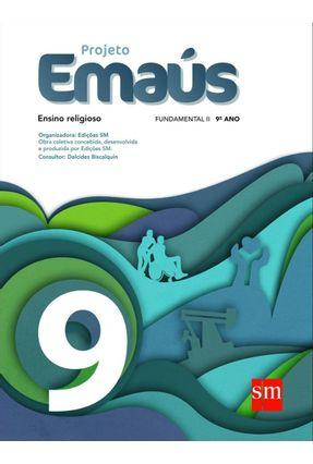 Projeto Emaús - 9º Ano - Edições Sm pdf epub