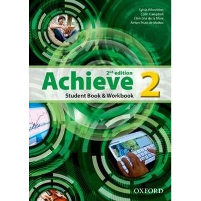 Achieve - Student Book And Workbook - Level 2 - 2ª Ed.