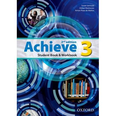 Achieve - Student Book And Workbook - Level 3 - 2ª Ed.