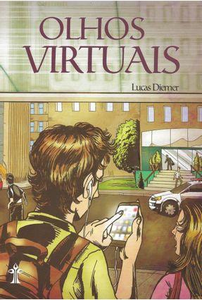 Olhos Virtuais - Diemer,Lucas pdf epub