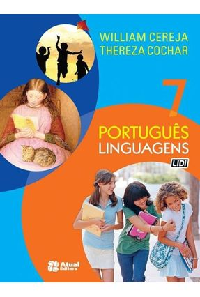Português - Linguagens - 7º Ano - 8ª Ed. 2017 - Cereja,William Roberto Magalhaes, Thereza A. C. | Tagrny.org