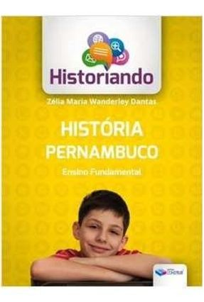 Novo Historiando - Pernambuco - História - Dantas,Zelia Maria Wanderley   Hoshan.org