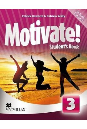 Motivate! 3 - Student's Book With Digibook - Macmillan | Tagrny.org