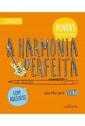 A Harmonia Perfeita - Col. Minhas Histórias - Moyses,Rosane Lourenço,Viviane Gonçalez,Rita | Nisrs.org