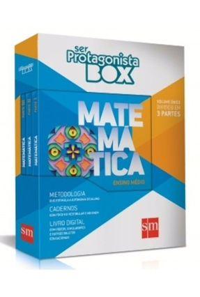 Ser Protagonista - Box Matemática - Ensino Médio - Vol. Único - Fugita,Felipe   Hoshan.org