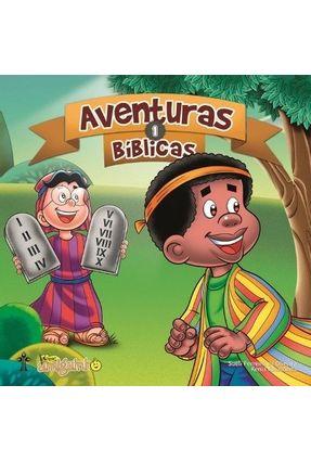 Aventuras Bíblicas - Vol. 1 - Casa Publicadora pdf epub