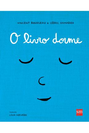 O Livro Dorme - Cédric Ramadier | Hoshan.org
