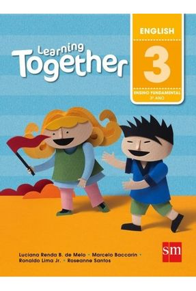Learning Together 3 - Lima Júnior,Ronaldo De Baccarin,Marcelo Melo,Luciana Renda B. De pdf epub