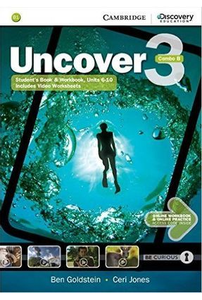 Uncover 3B Combo - Student's Book With Online Workbook And Online Practice - Ben Goldstein Ben Goldstein pdf epub