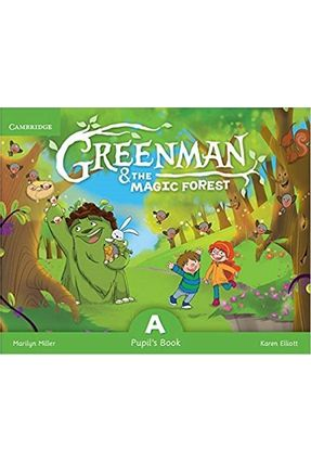 Greenman And The Magic Forest A - Pupil's Book - Marilyn Miller Marilyn Miller | Hoshan.org