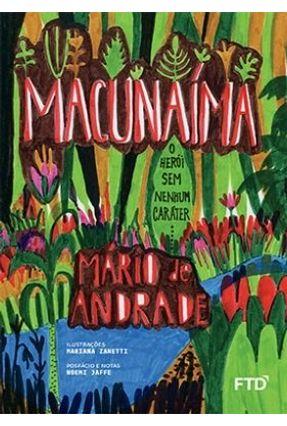 Macunaíma - Andrade,Mário de pdf epub