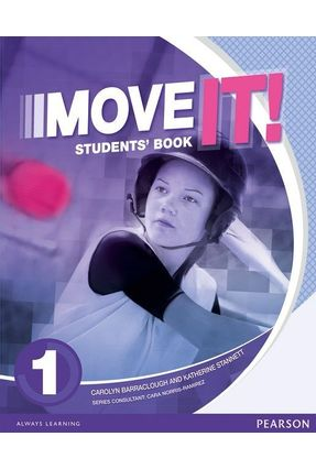 Move It! 1 - Student's Book - Barraclough,Carolyn | Tagrny.org
