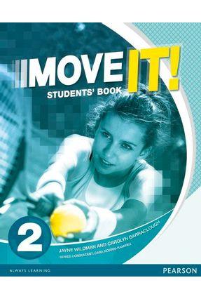 Move It! 2 - Student's Book - Barraclough,Carolyn pdf epub