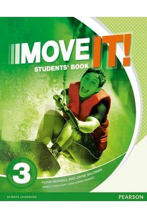 Move It - Students Book - Level 3 - Wildman,Jayne pdf epub