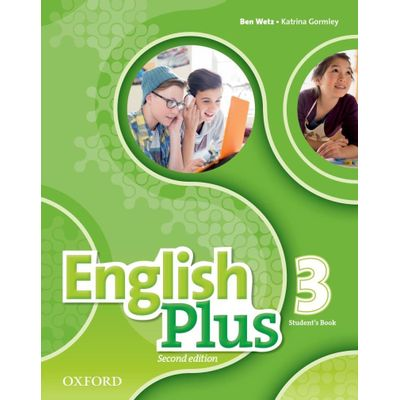 English Plus - Level 3 - Student's Book - 2ª Edition