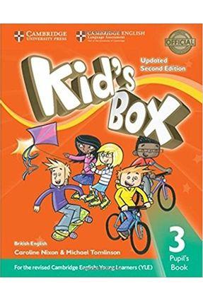Kid'S Box 3 - Updated - Second Edition - Nixon,Caroline | Hoshan.org