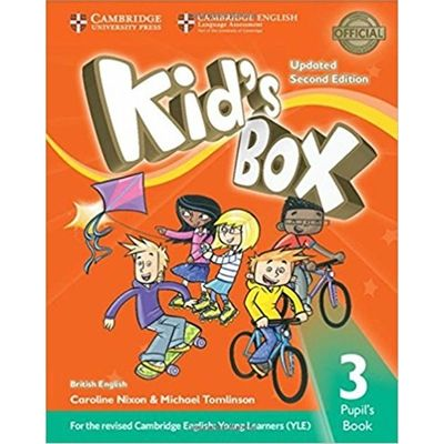 Kid'S Box 3 - Updated - Second Edition