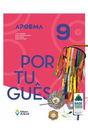 Projeto Apoema - Português - 9º Ano - 2ª Ed. 2018 - Teixeira,Lucia | Hoshan.org