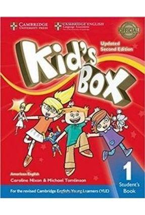 Kids Box American English 1 Sb - Updated 2Nd Ed - Nixon,Caroline pdf epub