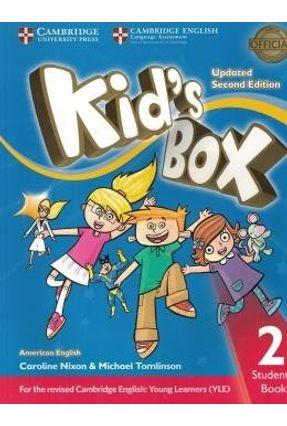 Kids Box American English 2 Sb - Updated 2Nd Ed - Nixon,Caroline   Tagrny.org