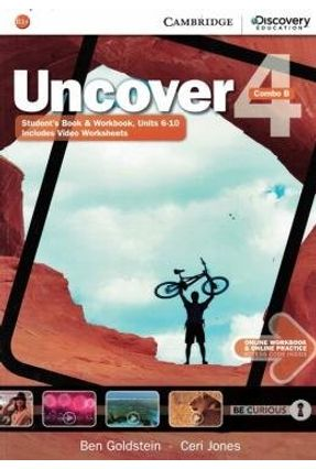 Uncover 4B Combo Sb With Online Wb And Online Practice - 1St Ed - Goldstein,Ben pdf epub