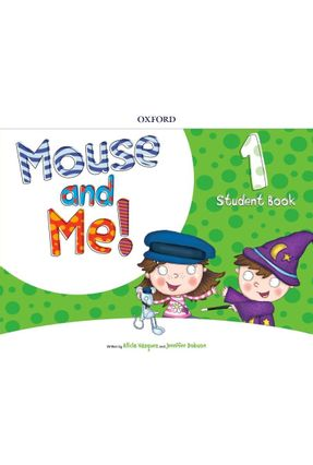 Mouse And Me 1 Sb Pk - Col. Mouse And Me - Jennifer Dobson Alicia Vazquez Mary Charrington   Nisrs.org