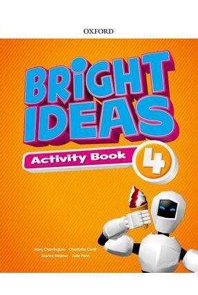 Bright Ideas 4 Ab W Online Practice - Col. Bright Ideas - Cheryl Palin,Mary Charrington   Nisrs.org