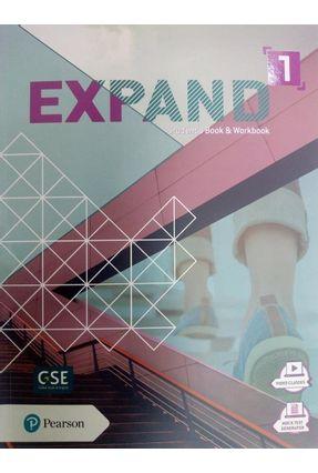 Expand 1 Students Book & Workbook - Vianna Carla Mauricio Santos Pinheiro,Luciana pdf epub
