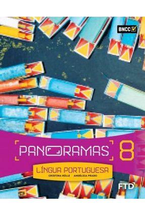 Panoramas Língua Portuguesa - 8º Ano - Aluno - Prado,Angélica Hulle,Cristina | Hoshan.org
