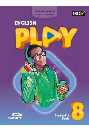 Play - 8º Ano - Tavares,Kátia Claudio Franco pdf epub