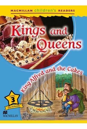Kings And Queens - King Alfred And The Cakes - Mason P pdf epub