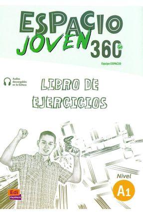 Espacio Joven 360 A1 Libro De Ejercicios - Cerdeira,Paula pdf epub