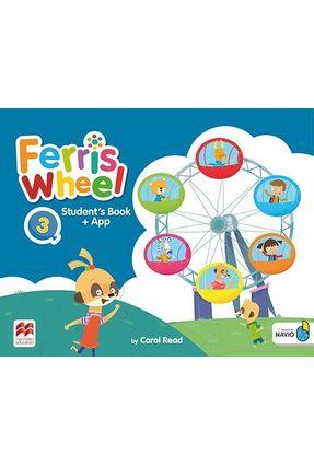 Ferris Wheel 3 - Student's Book + App