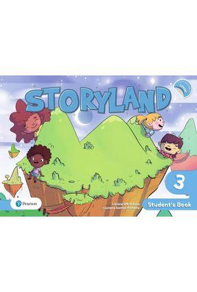 Storyland - Student's Book - 3 - Ott Schulz,Lisiane Santos Pinheiro,Luciana   Hoshan.org