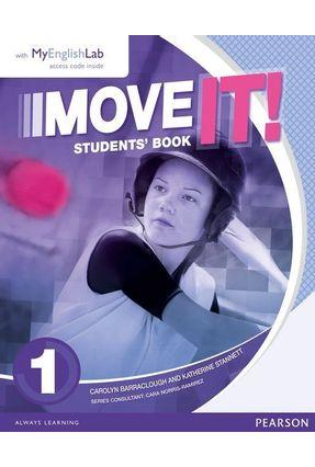 Move It - Students Book Com Myenglishlab - Level 1 - Wildman,Jayne   Hoshan.org